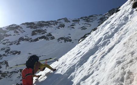 Z výstupu na Rochers du Rochail (2.853 m n. m.) Foto: Archiv Paul Bonhomme