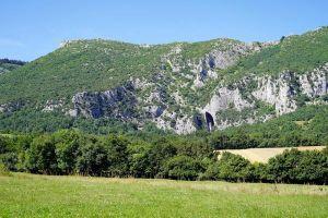 Oblast Cueva de la Leze na severu Španělska, foto: J.Canyi/Filmut.com