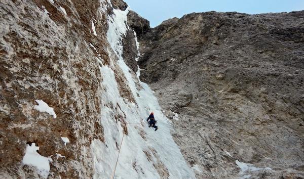 V Alpách zima nekončí II.