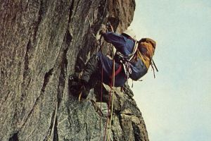 René Desmaison (1930-2007), zdroj: www.millet-mountain.com