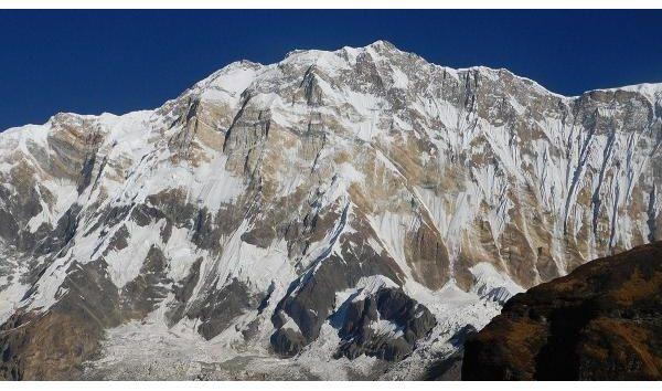 Annapurna bez kyslíku
