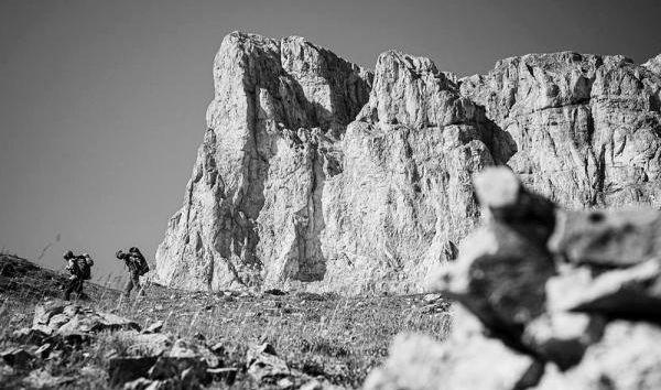 Stefan Glowacz pokračuje ve svém cyklo-lezeckém tažení