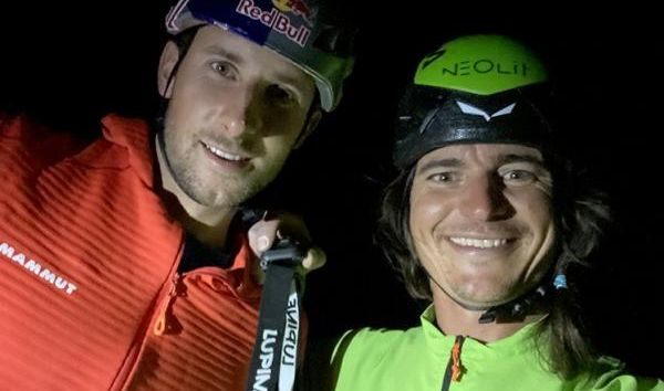 Zřetězení šesti cest na Tre Cime di Lavaredo za 18 hodin