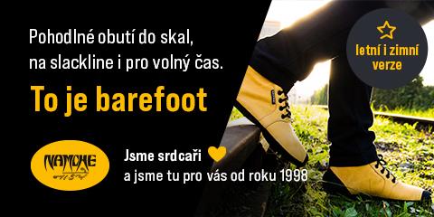 Namche Barefoot