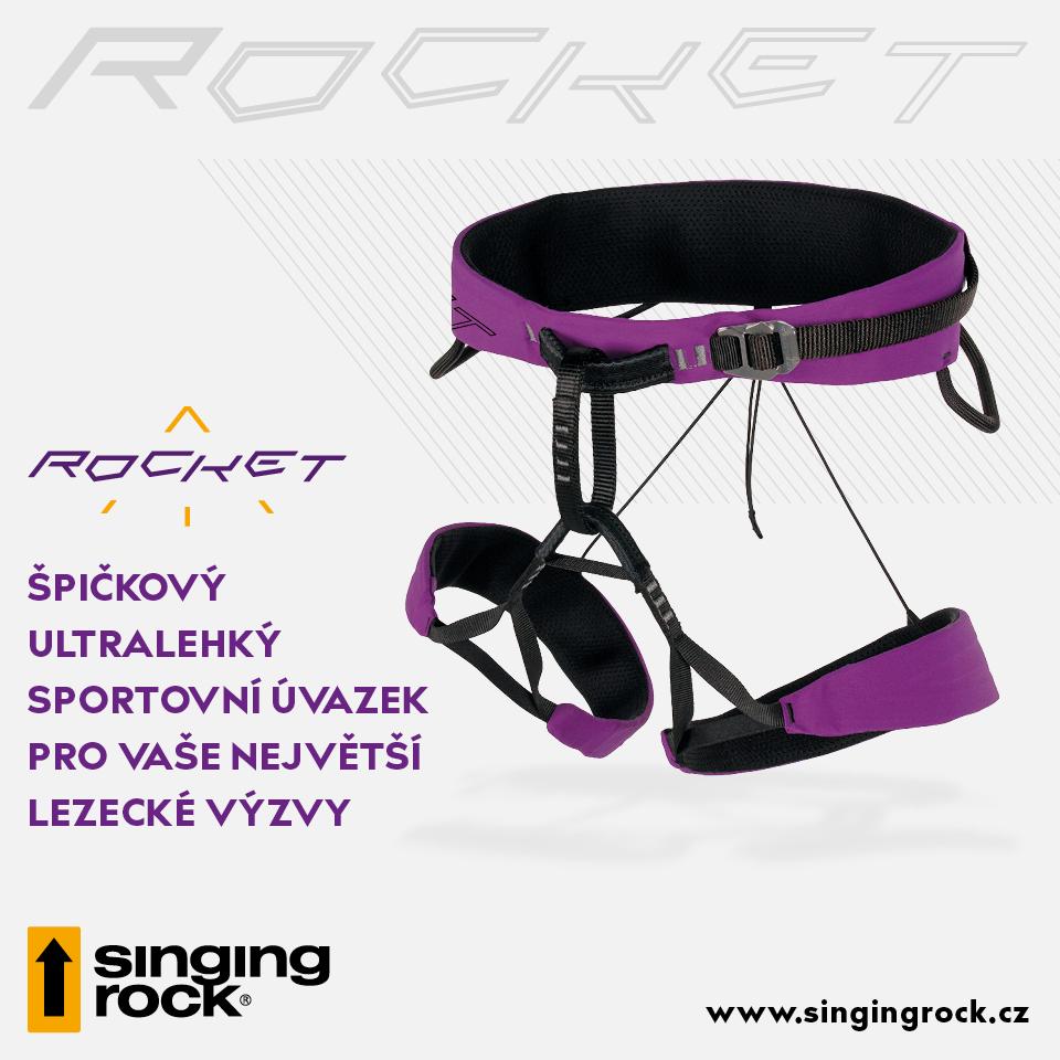 Singing Rock Rocket